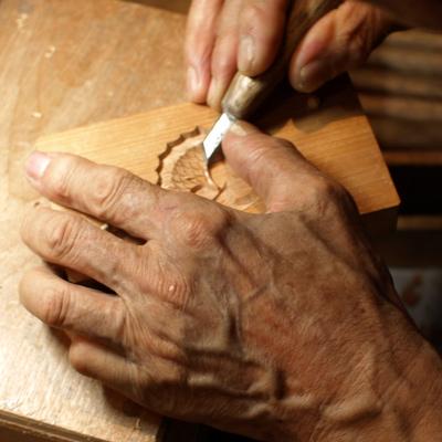 練りきり菓子木型 丸鯛