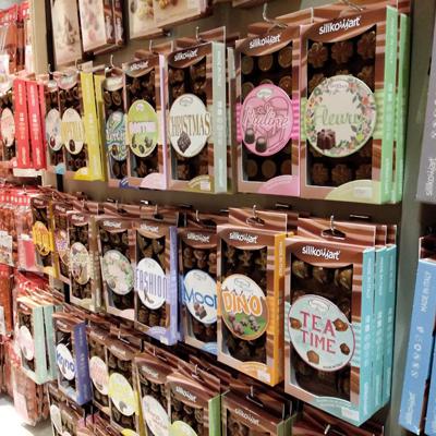 シリコマートチョコレート型SCG