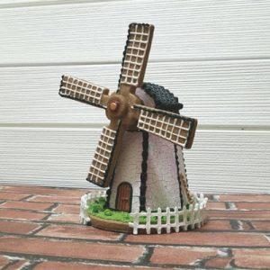 アイシングレッスン・クッキーの風車小屋/モンペラ先生