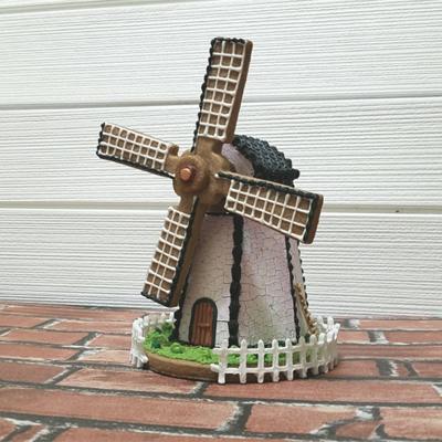 モンペラ先生風車小屋ワークショップ