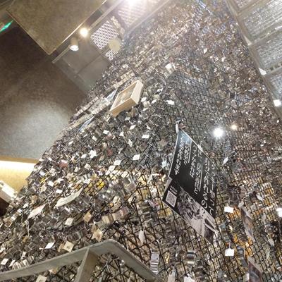 展示総数のべ3000点 。ないものは造ります。日本最大級のクッキー型タワー